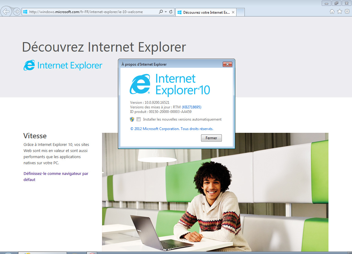 Microsoft has finally released Internet Explorer 10 for Windows 7. If Windows Updates are in process make sure the process is Microsoft will begin auto updating Windows 7 customers to IE10 in the weeks ahead, starting today with customers running the IE10 Release Preview.